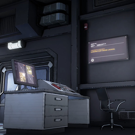 BATMAN: THE ENEMY WITHIN; FICTIONAL UI