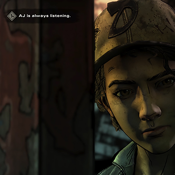THE WALKING DEAD: THE FINAL SEASON; UI SYSTEMS